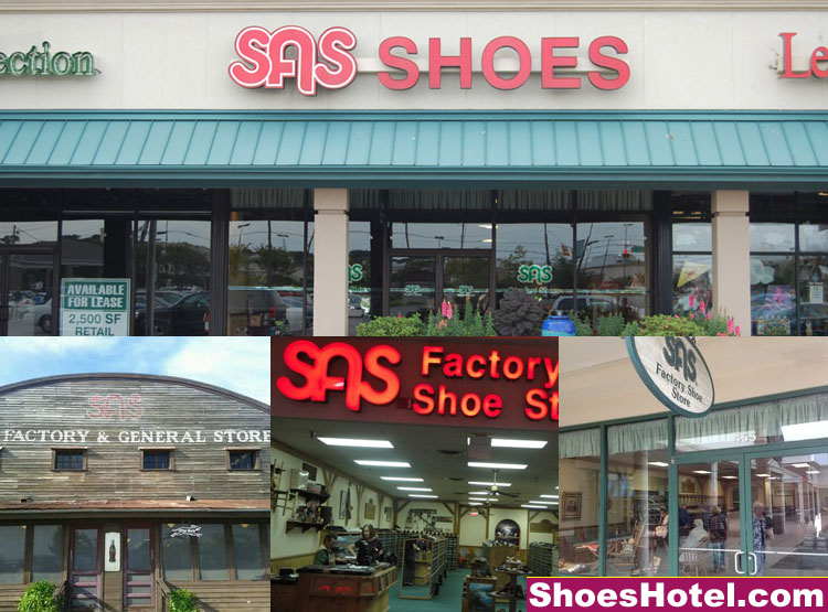 SAS Shoes Outlet Stores