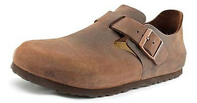Birkenstock London Leather Clog